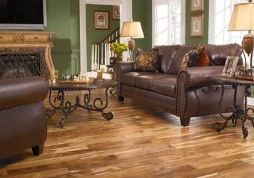 Why Handscraped Distressed Wood Flooring Is Great For Kids