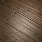 hickory plank copper handscraped engineered hardwood flooring