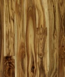 natural smooth solid acacia hardwood