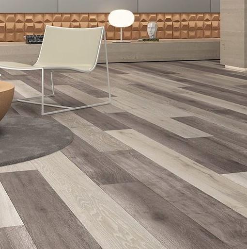 direct print cork flooring oak urban mix world floors. Black Bedroom Furniture Sets. Home Design Ideas