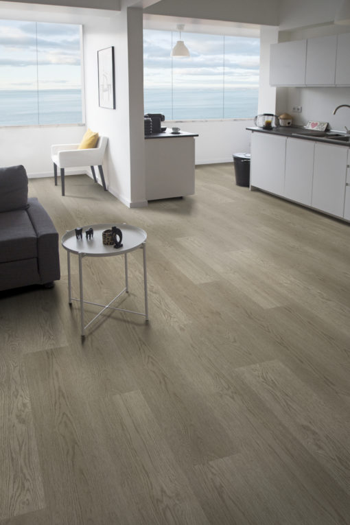 Waterproof Clic Vinyl Plank 7 0mm With Cork Backer Auster World Floors Direct