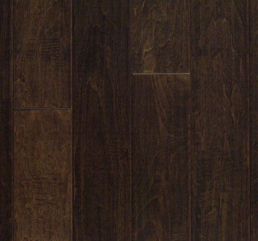Birch Plank Collection Espresso Handscraped World Floors Direct