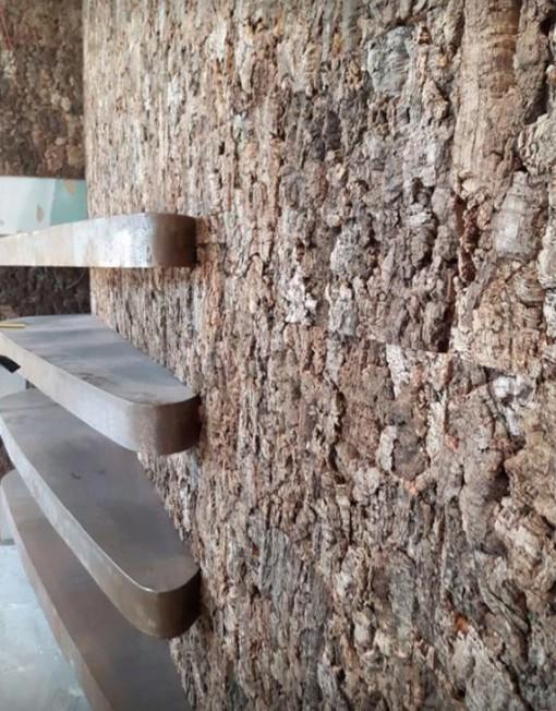 Cork Wall Tile Cork Bark World Floors Direct
